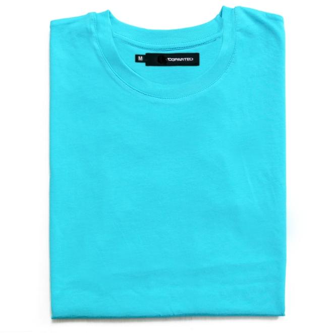 shirt t rkis 100 baumwolle blank shirt slim fit turquoise id 268. Black Bedroom Furniture Sets. Home Design Ideas
